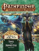 Omslag - Pathfinder Adventure Path: Ruins of Azlant 5 of 6 - Tower of the Drowned Dead