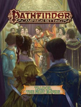 Omslag - Pathfinder Campaign Setting: Taldor: The First Empire