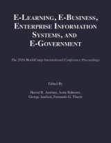 Omslag - Proceedings of the International Conference on e-Learning, e-Business, Enterprise Information Systems, and e-Government (EEE 16)