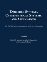 Omslag - Embedded Systems, Cyber-Physical Systems, and Applications