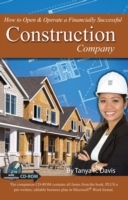 How to Open and Operate a Financially Successful Construction Company av Tanya R. Davis (Heftet)