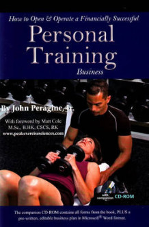 How to Open and Operate a Financially Successful Personal Training Business av Peragine (Blandet mediaprodukt)