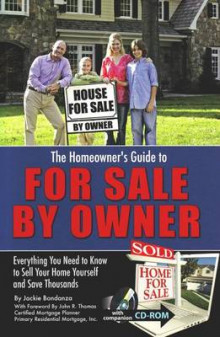 Homeowner's Guide to for Sale by Owner av Jackie Bondanza (Heftet)