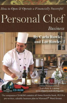 How to Open and Operate a Financially Successful Personal Chef Business av Carla Rowley og Lee Rowley (Heftet)