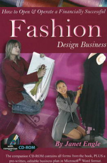 How to Open and Operate a Financially Successful Fashion Design Business av Janet Engle (Heftet)