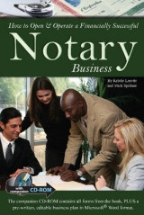 Omslag - How to Open & Operate a Financially Successful Notary Business