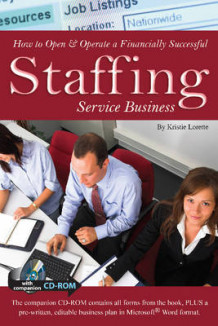 How to Open & Operate a Financially Successful Staffing Service Business av Kristie Lorette (Heftet)