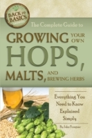 Complete Guide to Growing Your Own Hops, Malts, and Brewing Herbs av Peragine (Heftet)