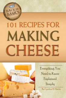 101 Recipes for Making Cheese av Cynthia Martin (Heftet)