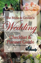 Omslag - Bride and Groom's Wedding Checklist and Planner Guide