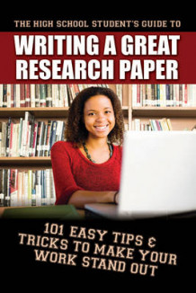 High School Student's Guide to Writing a Great Research Paper av Erika Eby (Heftet)