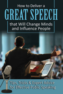 How to Deliver a Great Speech That Will Change Minds & Influence People av Richard Helweg (Heftet)