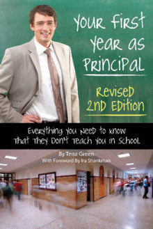 Your First Year as a Principal av Tena Green (Heftet)