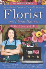Omslag - How to Open and Operate a Financially Successful Florist and Floral Business Both On-Line and Off