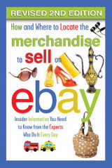 Omslag - How and Where to Locate the Merchandise to Sell on eBay