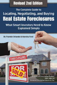 The Complete Guide to Locating, Negotiating, and Buying Real Estate Foreclosures av Frankie Orlando, Marsha Ford og Atlantic Publishing Group (Heftet)