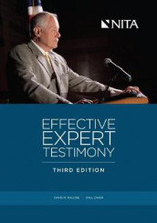 Effective Expert Testimony av David M Malone og Paul J Zwier (Heftet)