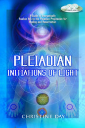 Pleiadian Initiations of Light av Christine Day (Heftet)
