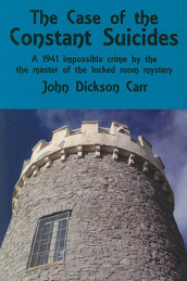The Case of the Constant Suicides av John Dickson Carr (Heftet)