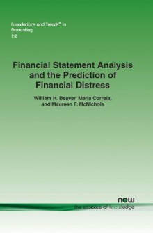 Financial Statement Analysis and the Prediction of Financial Distress av William H. Beaver, Correia Maria og Maureen F. McNichols (Heftet)