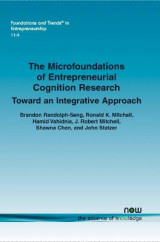 Omslag - The Microfoundations of Entrepreneurial Cognition Research