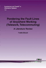 Omslag - Pondering the Fault Lines of Anywhere Working (Telework, Telecommuting)