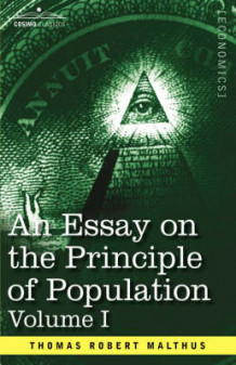 An Essay on the Principle of Population, Volume I av Thomas Robert Malthus (Innbundet)