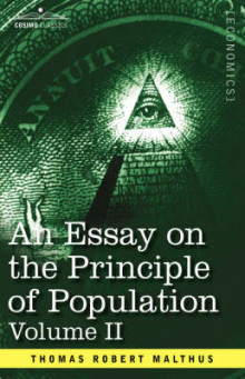 An Essay on the Principle of Population, Volume II av Thomas Robert Malthus (Innbundet)