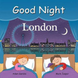 Omslag - Good Night London