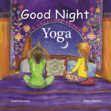Omslag - Good Night Yoga