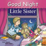 Omslag - Good Night Little Sister