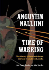 Omslag - Anguyiim Nalliini/Time of Warring