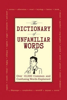 The Dictionary of Unfamiliar Words av Diagram Group (Heftet)