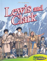 Omslag - Lewis and Clark