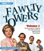 Fawlty Towers Volume One av John Cleese og Prunella Scales (Lydbok-CD)