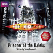 Prisoner of the Daleks av Trevor Baxendale (Lydbok-CD)