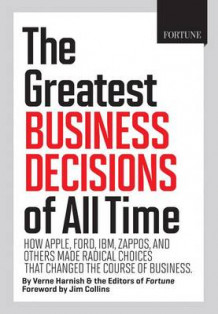 FORTUNE the 20 Smartest Business Decisions of All Time (Innbundet)