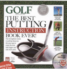 Golf Magazine: The Best Putting Instruction Book Ever! (Blandet mediaprodukt)