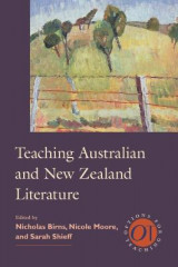 Omslag - Teaching Australian and New Zealand Literature