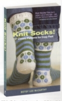 Omslag - Knit Socks! 17 Classic Patterns for Cozy Feet