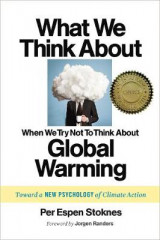 Omslag - What We Think About When We (Try Not to) Think About Global Warming