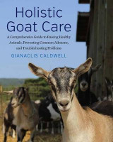 Omslag - Holistic Goat Care