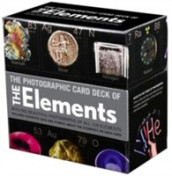 Photographic Card Deck Of The Elements av Theodore Gray (Undervisningskort)