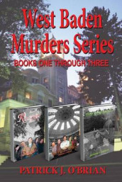 West Baden Murders Series Books One Through Three av Patrick J O'Brian (Heftet)