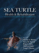 Omslag - Sea Turtle Health and Rehabilitation