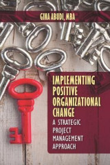 Omslag - Implementing Organizational Change Using Strategic Project Management