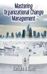 Omslag - Mastering Organizational Change Management