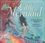 The Little Mermaid av Hans Christian Anderson (Innbundet)