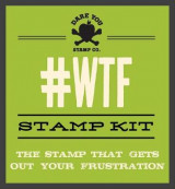 Omslag - #Wtf Stamp Kit