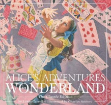 Alice's Adventures in Wonderland (Hardcover) av Charles Santore (Innbundet)